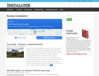 instalater.si screenshot