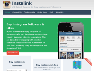instalink.biz screenshot