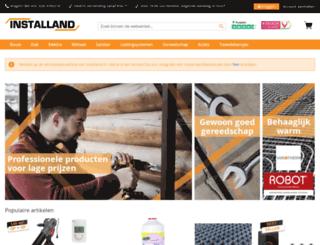 installand.nl screenshot