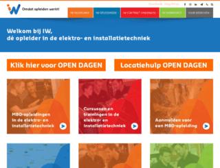 installatiewerknederland.nl screenshot