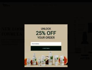 instanatural.com screenshot