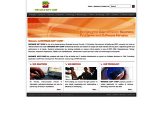 instancesoft.com screenshot