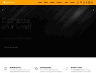 instantenet.com screenshot