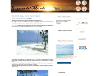 instantesdelmundo.blogspot.com screenshot