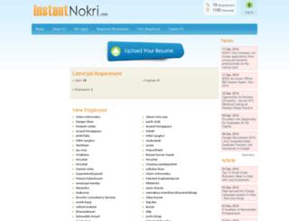 instantnokri.com screenshot