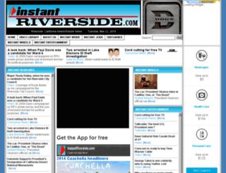 instantriverside.com screenshot
