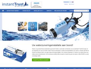 instanttrust.com screenshot