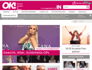 instarmagazin.de screenshot