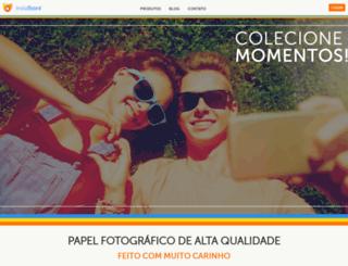 instastore.com.br screenshot