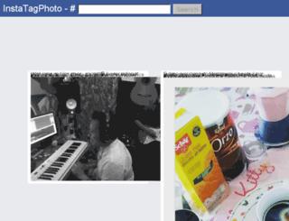 instatagphoto.com screenshot