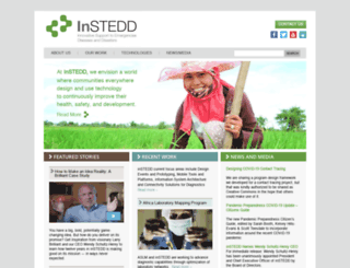 instedd.org screenshot