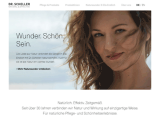 institute-dr-scheller.com screenshot