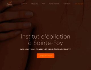 institutepilation.com screenshot