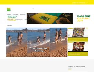 institutoculturaldsc.org.pe screenshot