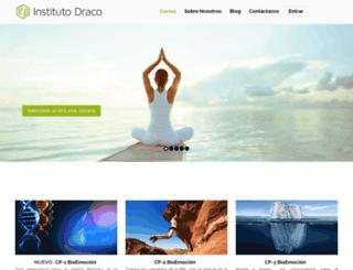 institutodraco.com screenshot
