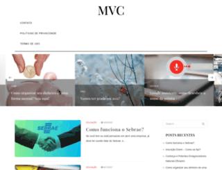 institutomvc.com.br screenshot