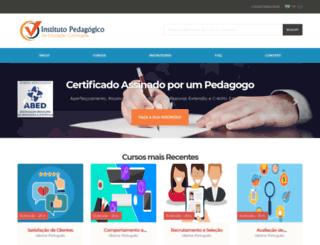 institutopedagogico.com.br screenshot