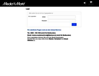 instore-mediamarkt-de.flip4new.de screenshot