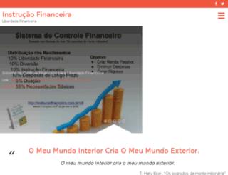 instrucaofinanceira.com.br screenshot