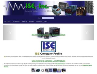 instrumentationcentral.com screenshot