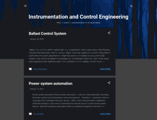 instruzengg.blogspot.com screenshot