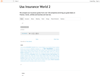 insurance-usa-info.blogspot.com screenshot
