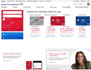 insurance.countrywide.com screenshot