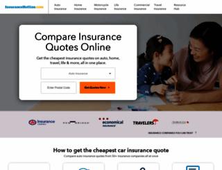insurancehotline.com screenshot