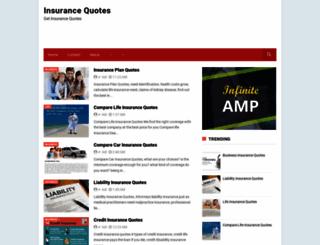 insurancequotespro.blogspot.com screenshot