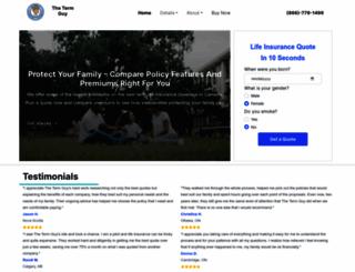 insurancesquared.com screenshot