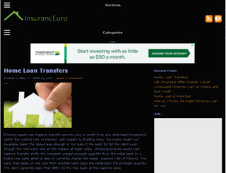 insuranceuro.com screenshot