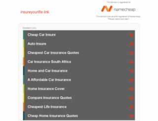 insureyourlife.link screenshot
