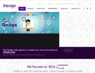 insvays.com screenshot