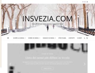 insvezia.com screenshot