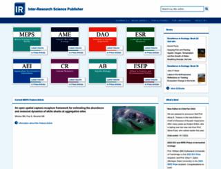 int-res.com screenshot