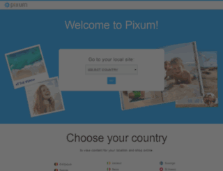 int.pixum.com screenshot