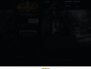 int1.seafight.com screenshot