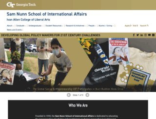 inta.gatech.edu screenshot