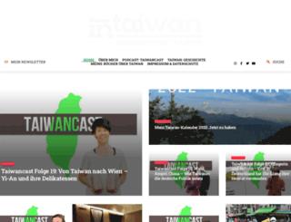 intaiwan.de screenshot