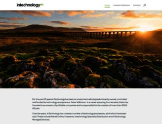 intechnology.com screenshot