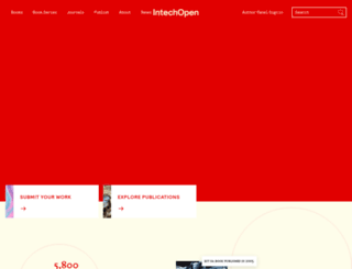 intechopen.com screenshot
