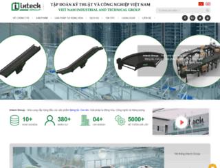 intechvietnam.com screenshot