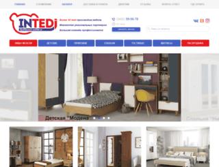 intedi.ru screenshot