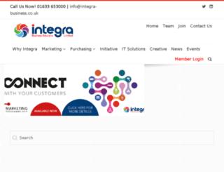integra-office.co.uk screenshot
