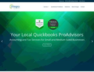 integrabizsolutions.com screenshot
