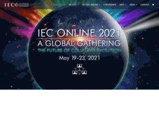 integraleuropeanconference.com screenshot