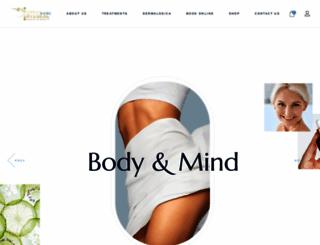 integralhealthandbeauty.ie screenshot