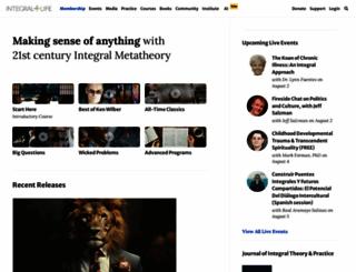 integrallife.com screenshot