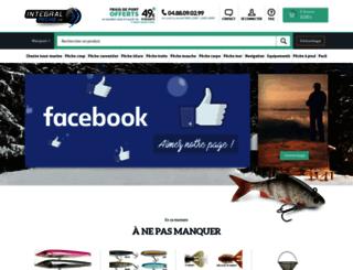 integralpeche.fr screenshot