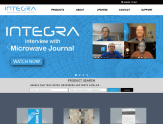 integratech.com screenshot